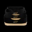 Luxury Soft Gold szivacs kutyaágy - arany és fekete