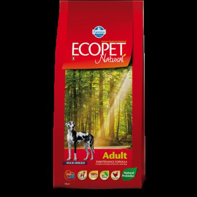 Ecopet Natural Adult Maxi 14kg - Felnőtt nagytestű fajta 14kg