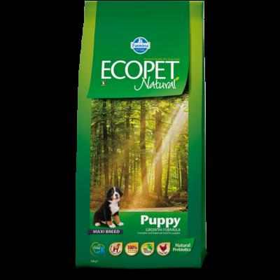 Ecopet Natural Puppy Maxi 14kg - Kölyök nagytestű fajta 14kg