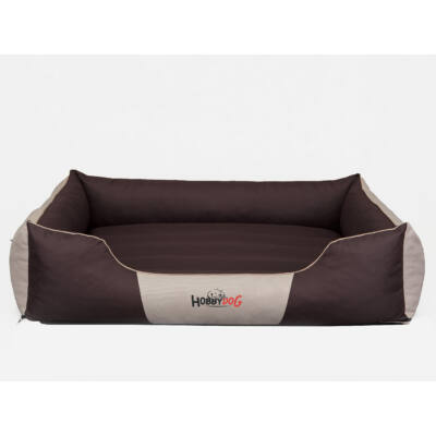 Comfort kutyaágy - barna és bézs