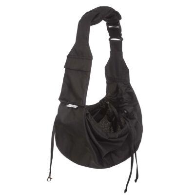 Juliette kutya hordozó táska - fekete