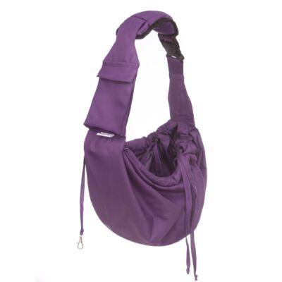 Juliette kutya hordozó táska - lila