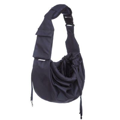 Juliette kutya hordozó táska - sötétkék